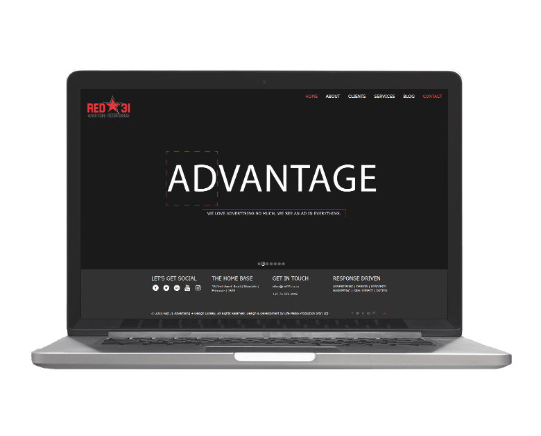 Life Media Production-Website Project_Red31
